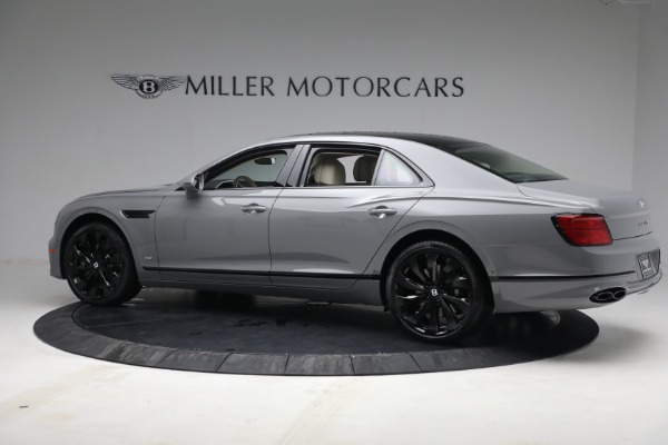 New 2022 Bentley Flying Spur Flying Spur V8 for sale Call for price at McLaren Greenwich in Greenwich CT 06830 4