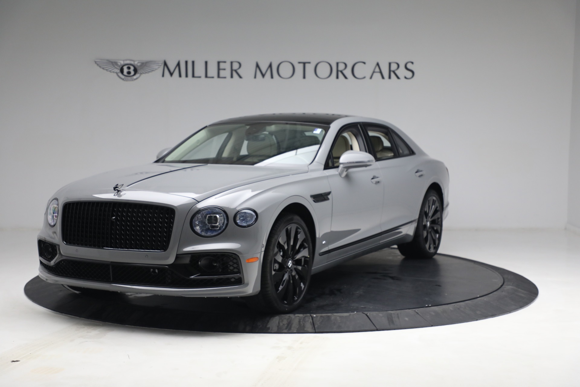 New 2022 Bentley Flying Spur Flying Spur V8 for sale Call for price at McLaren Greenwich in Greenwich CT 06830 1