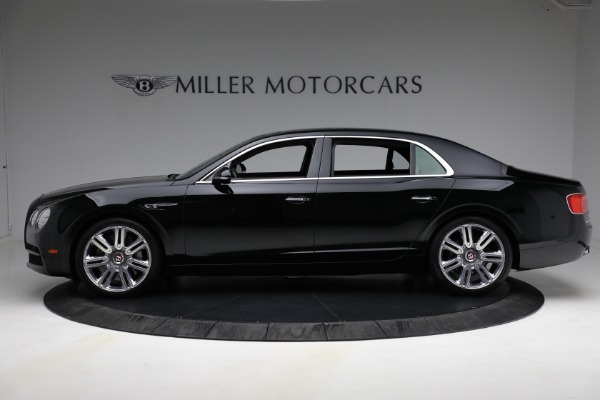 Used 2017 Bentley Flying Spur V8 for sale $136,900 at McLaren Greenwich in Greenwich CT 06830 3
