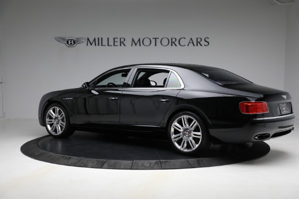 Used 2017 Bentley Flying Spur V8 for sale $136,900 at McLaren Greenwich in Greenwich CT 06830 4