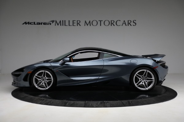 Used 2019 McLaren 720S Luxury for sale Call for price at McLaren Greenwich in Greenwich CT 06830 2