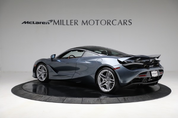 Used 2019 McLaren 720S Luxury for sale Call for price at McLaren Greenwich in Greenwich CT 06830 3