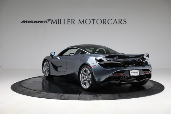 Used 2019 McLaren 720S Luxury for sale Call for price at McLaren Greenwich in Greenwich CT 06830 4