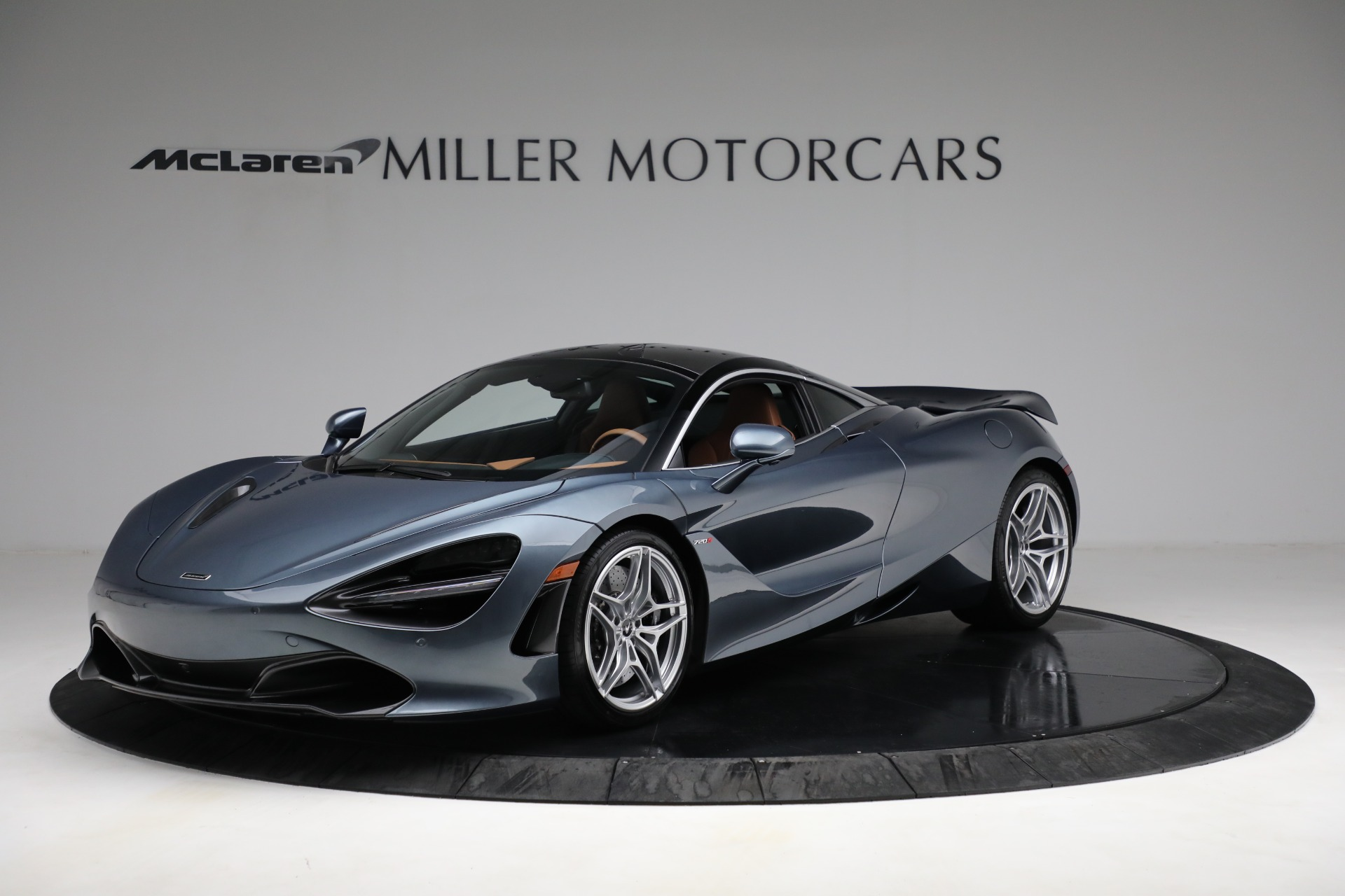 Used 2019 McLaren 720S Luxury for sale Call for price at McLaren Greenwich in Greenwich CT 06830 1