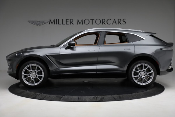 New 2021 Aston Martin DBX for sale Sold at McLaren Greenwich in Greenwich CT 06830 2
