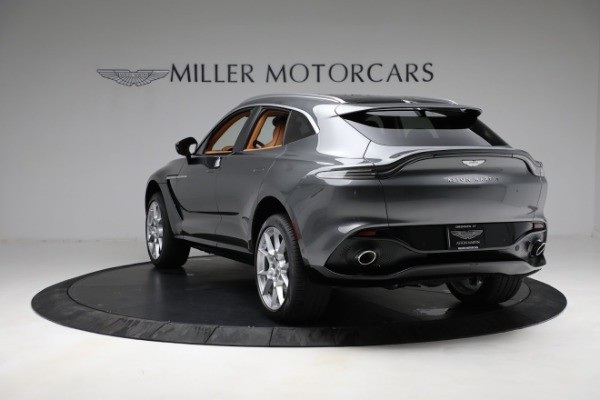 New 2021 Aston Martin DBX for sale Sold at McLaren Greenwich in Greenwich CT 06830 4