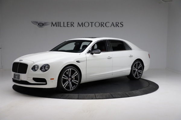 Used 2017 Bentley Flying Spur V8 S for sale $149,900 at McLaren Greenwich in Greenwich CT 06830 2