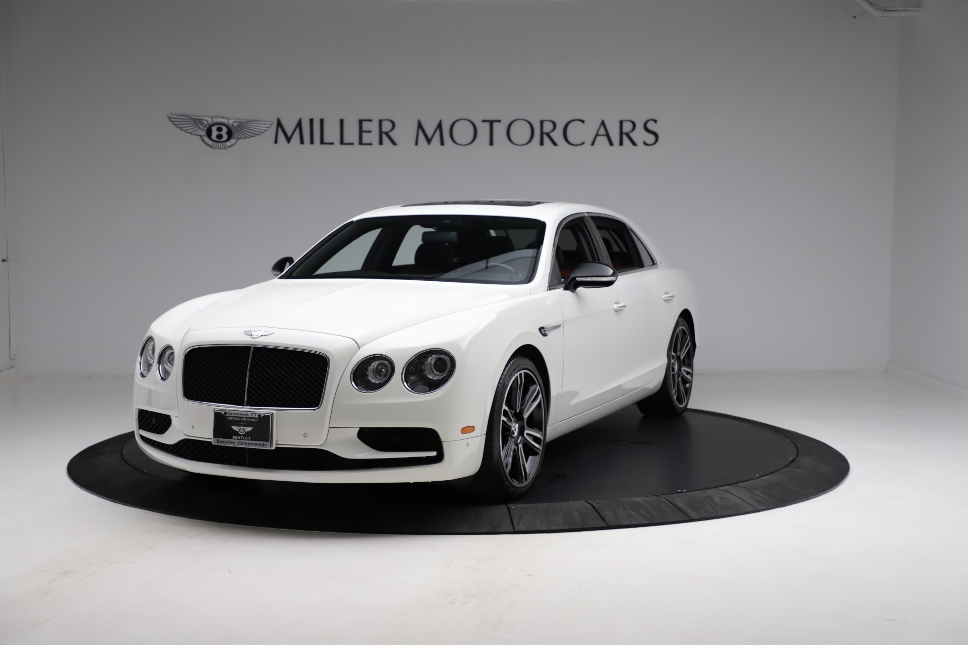 Used 2017 Bentley Flying Spur V8 S for sale $149,900 at McLaren Greenwich in Greenwich CT 06830 1