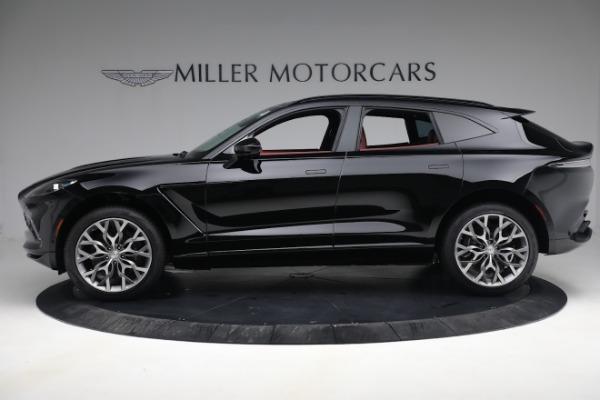 New 2021 Aston Martin DBX for sale $200,686 at McLaren Greenwich in Greenwich CT 06830 2