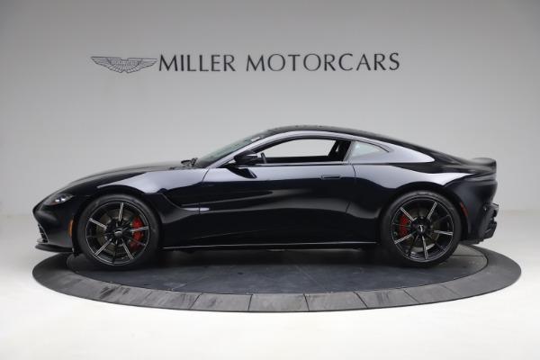 New 2021 Aston Martin Vantage for sale $189,686 at McLaren Greenwich in Greenwich CT 06830 2