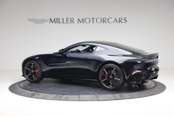 New 2021 Aston Martin Vantage for sale $189,686 at McLaren Greenwich in Greenwich CT 06830 3