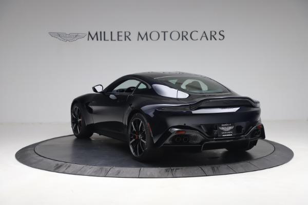 New 2021 Aston Martin Vantage for sale $189,686 at McLaren Greenwich in Greenwich CT 06830 4