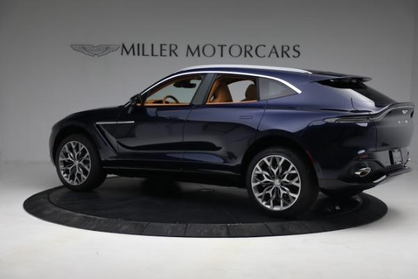 New 2021 Aston Martin DBX for sale $209,586 at McLaren Greenwich in Greenwich CT 06830 3