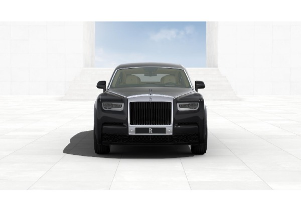 New 2022 Rolls-Royce Phantom EWB for sale Call for price at McLaren Greenwich in Greenwich CT 06830 2