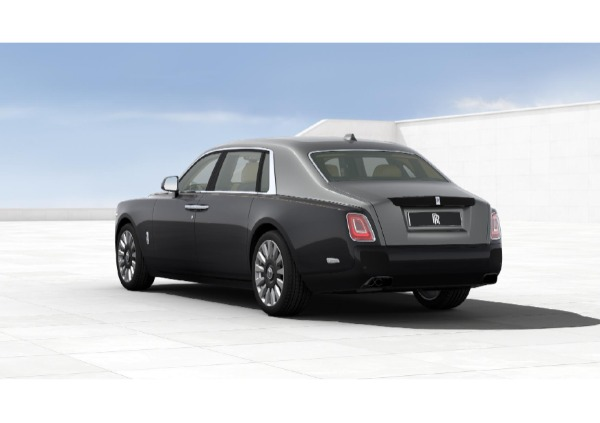 New 2022 Rolls-Royce Phantom EWB for sale Call for price at McLaren Greenwich in Greenwich CT 06830 3