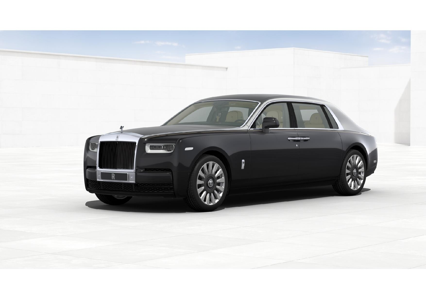 New 2022 Rolls-Royce Phantom EWB for sale Call for price at McLaren Greenwich in Greenwich CT 06830 1