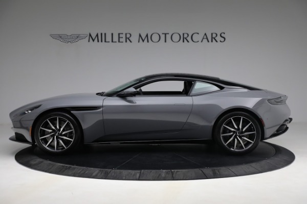 New 2021 Aston Martin DB11 V8 for sale $235,986 at McLaren Greenwich in Greenwich CT 06830 2