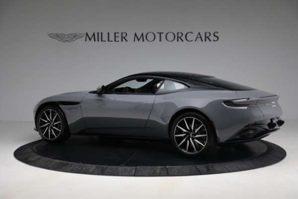 New 2021 Aston Martin DB11 V8 for sale $235,986 at McLaren Greenwich in Greenwich CT 06830 3