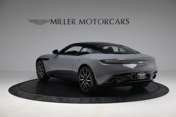New 2021 Aston Martin DB11 V8 for sale $235,986 at McLaren Greenwich in Greenwich CT 06830 4