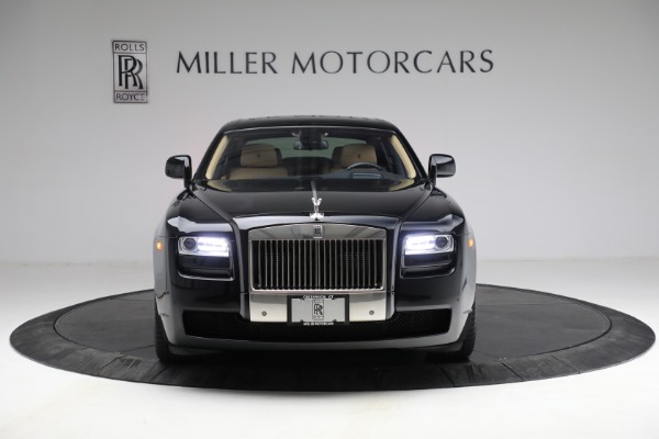 Used 2011 Rolls-Royce Ghost for sale Sold at McLaren Greenwich in Greenwich CT 06830 2