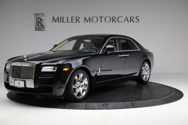 Used 2011 Rolls-Royce Ghost for sale Sold at McLaren Greenwich in Greenwich CT 06830 3