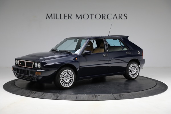 Used 1994 Lancia Delta Integrale Evo II for sale $105,900 at McLaren Greenwich in Greenwich CT 06830 2