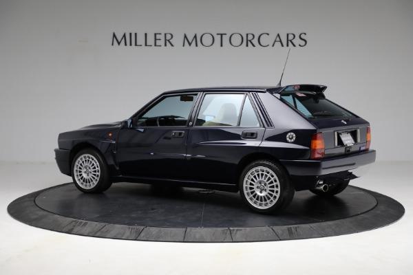 Used 1994 Lancia Delta Integrale Evo II for sale $105,900 at McLaren Greenwich in Greenwich CT 06830 4