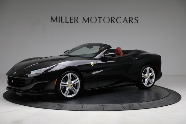 Used 2019 Ferrari Portofino for sale $249,900 at McLaren Greenwich in Greenwich CT 06830 2