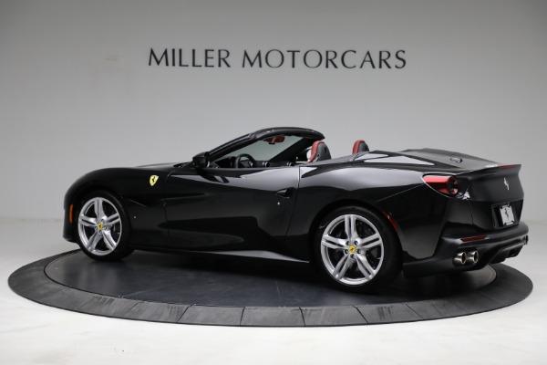 Used 2019 Ferrari Portofino for sale $249,900 at McLaren Greenwich in Greenwich CT 06830 4