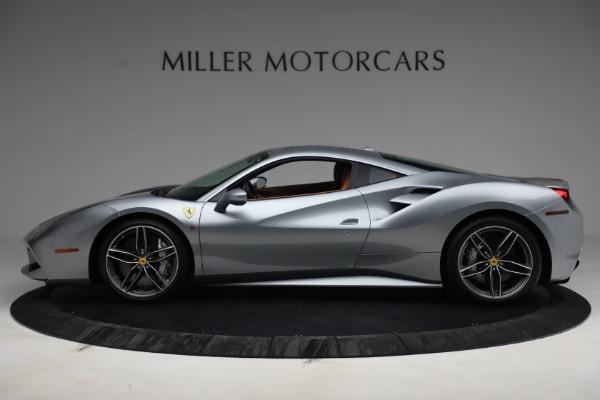 Used 2018 Ferrari 488 GTB for sale Sold at McLaren Greenwich in Greenwich CT 06830 3