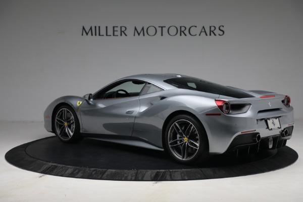Used 2018 Ferrari 488 GTB for sale Sold at McLaren Greenwich in Greenwich CT 06830 4
