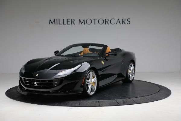 Used 2019 Ferrari Portofino for sale $231,900 at McLaren Greenwich in Greenwich CT 06830 1