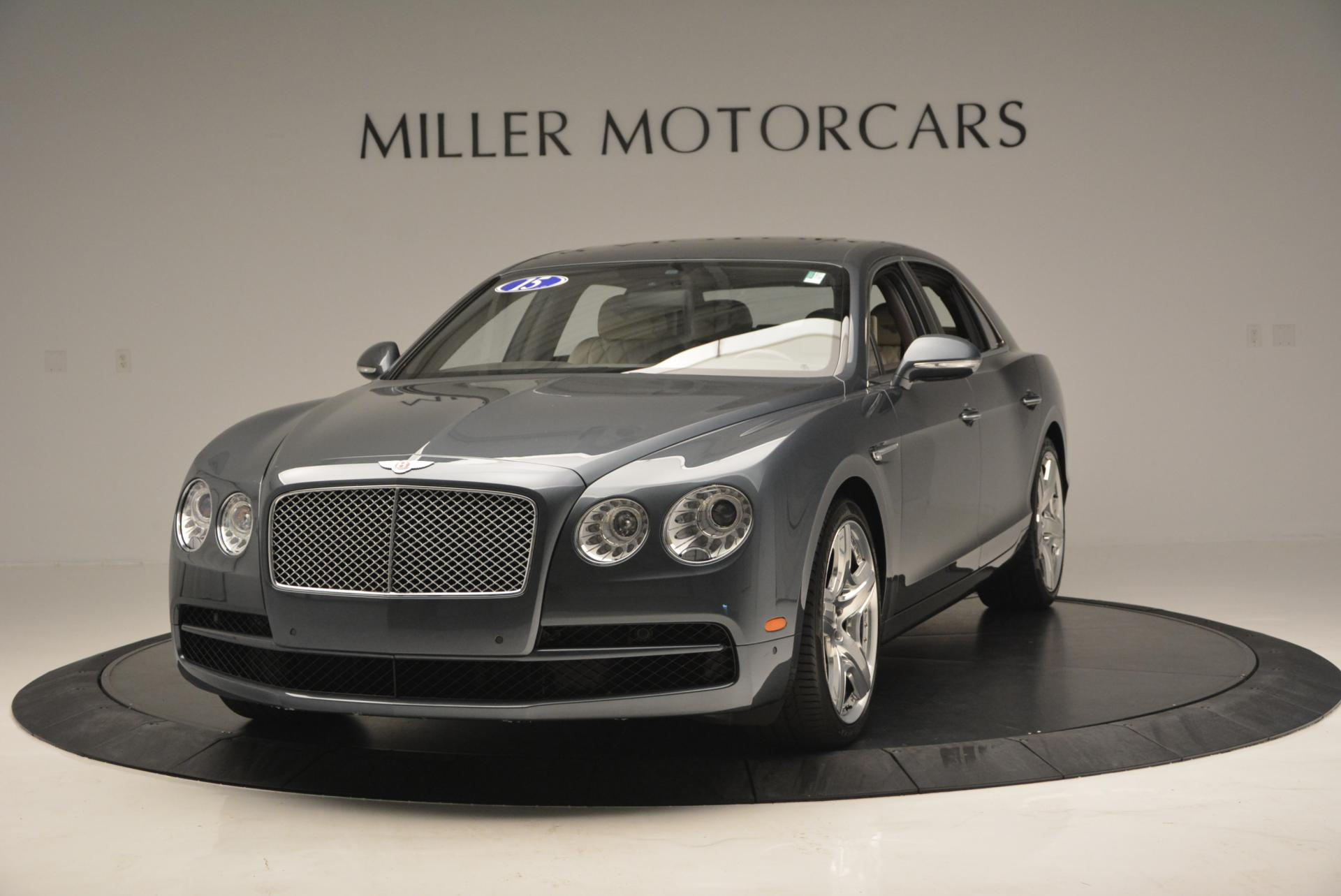 Used 2015 Bentley Flying Spur V8 for sale Sold at McLaren Greenwich in Greenwich CT 06830 1