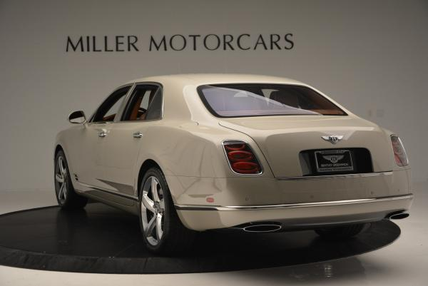 Used 2016 Bentley Mulsanne Speed for sale Sold at McLaren Greenwich in Greenwich CT 06830 4