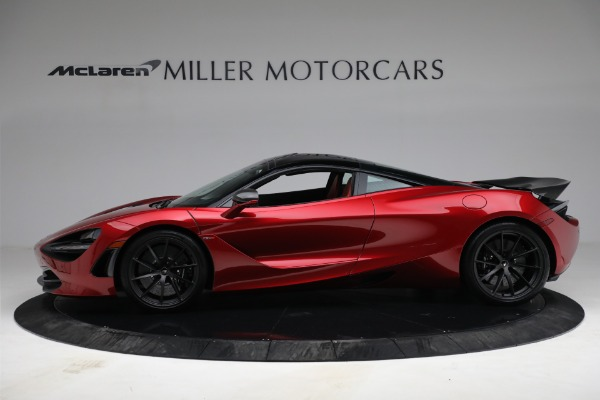 Used 2020 McLaren 720S Performance for sale $329,900 at McLaren Greenwich in Greenwich CT 06830 3