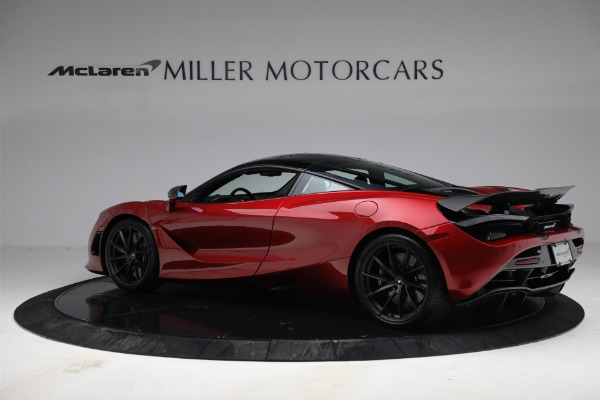 Used 2020 McLaren 720S Performance for sale $329,900 at McLaren Greenwich in Greenwich CT 06830 4
