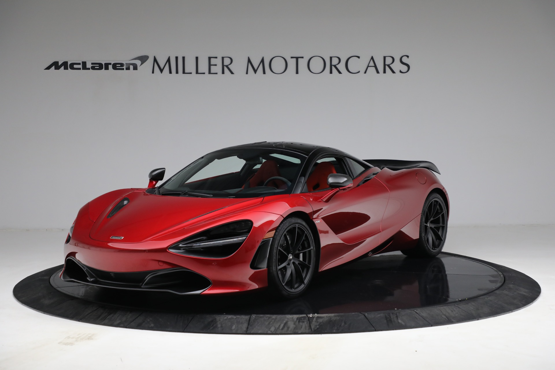 Used 2020 McLaren 720S Performance for sale $329,900 at McLaren Greenwich in Greenwich CT 06830 1