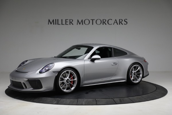Used 2018 Porsche 911 GT3 Touring for sale Sold at McLaren Greenwich in Greenwich CT 06830 2