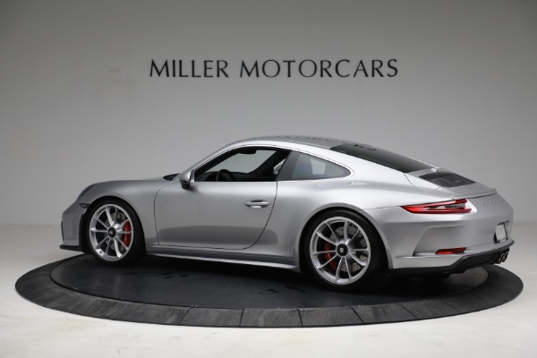 Used 2018 Porsche 911 GT3 Touring for sale Sold at McLaren Greenwich in Greenwich CT 06830 4