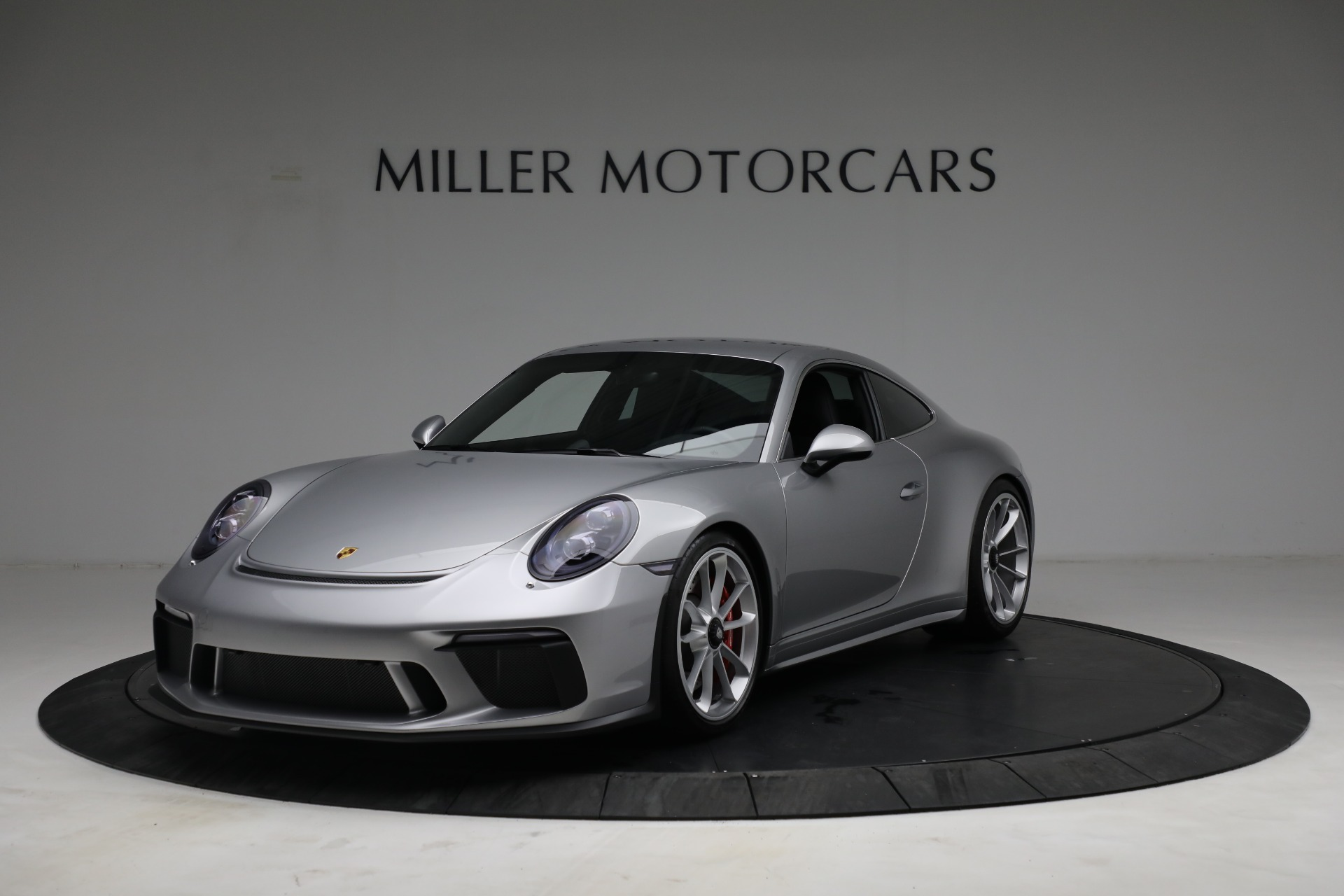 Used 2018 Porsche 911 GT3 Touring for sale Sold at McLaren Greenwich in Greenwich CT 06830 1