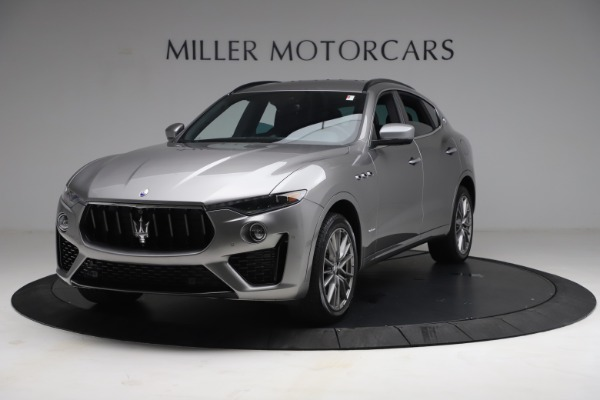 New 2021 Maserati Levante GranSport for sale Sold at McLaren Greenwich in Greenwich CT 06830 2
