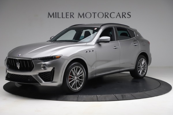 New 2021 Maserati Levante GranSport for sale Sold at McLaren Greenwich in Greenwich CT 06830 3