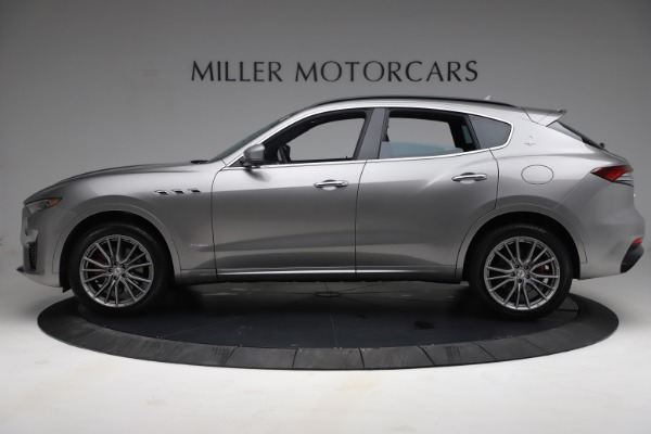 New 2021 Maserati Levante GranSport for sale Sold at McLaren Greenwich in Greenwich CT 06830 4