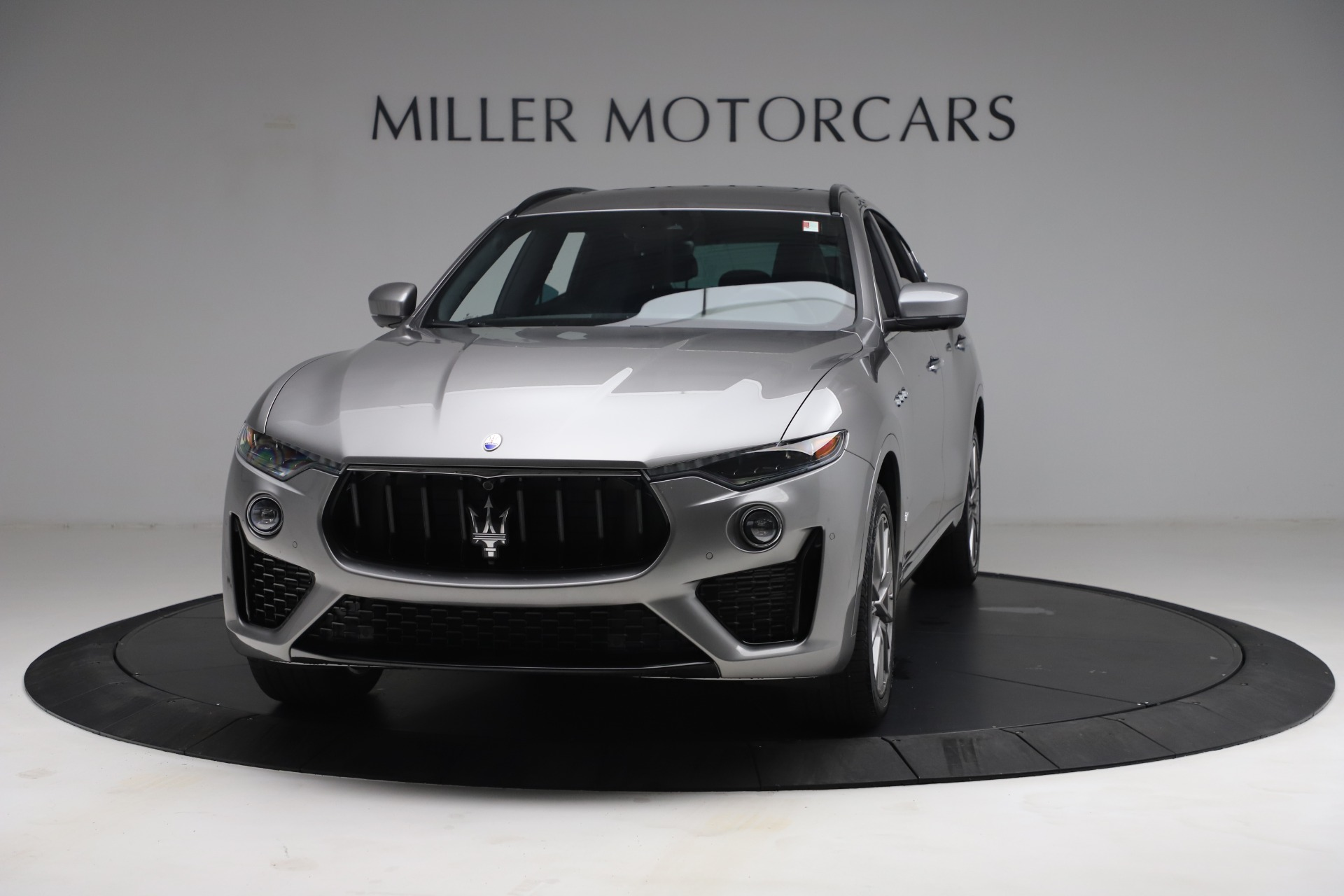 New 2021 Maserati Levante GranSport for sale Sold at McLaren Greenwich in Greenwich CT 06830 1