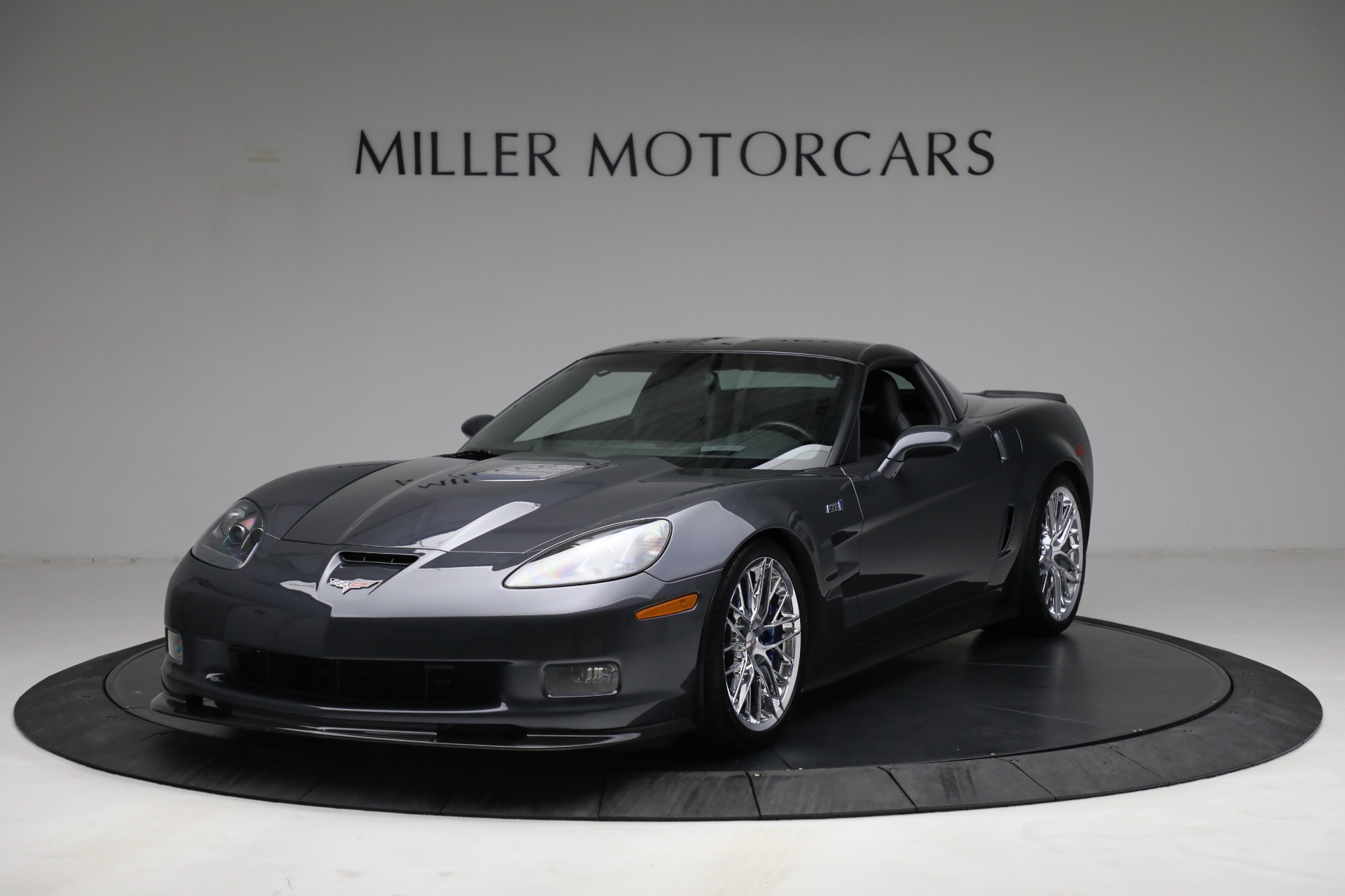 Used 2010 Chevrolet Corvette ZR1 for sale Call for price at McLaren Greenwich in Greenwich CT 06830 1