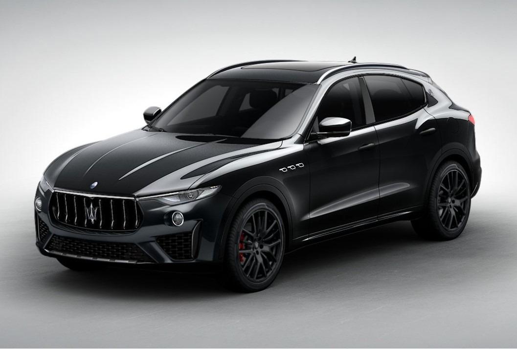New 2021 Maserati Levante for sale Sold at McLaren Greenwich in Greenwich CT 06830 1