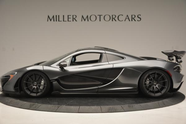 Used 2014 McLaren P1 Coupe for sale Call for price at McLaren Greenwich in Greenwich CT 06830 3