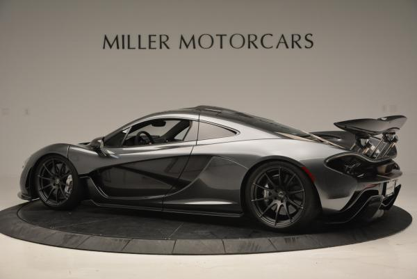 Used 2014 McLaren P1 Coupe for sale Call for price at McLaren Greenwich in Greenwich CT 06830 4