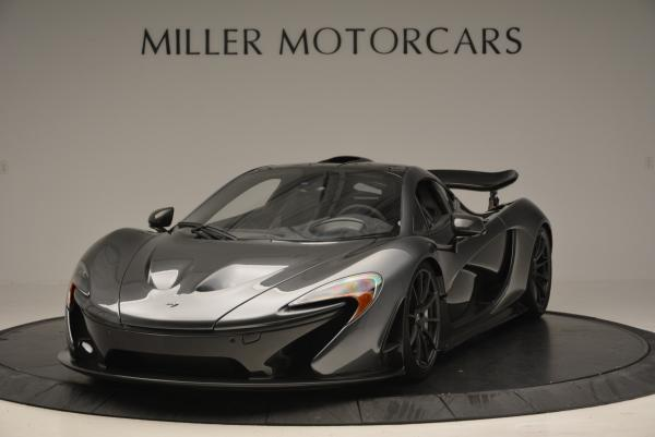 Used 2014 McLaren P1 Coupe for sale Call for price at McLaren Greenwich in Greenwich CT 06830 1
