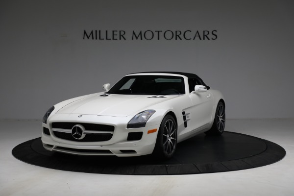 Used 2012 Mercedes-Benz SLS AMG for sale $159,900 at McLaren Greenwich in Greenwich CT 06830 3